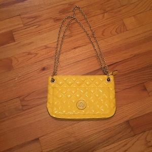 Anne Klein Leather Quilted Purse